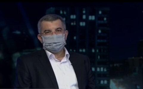 ماسک پیژامه ای دکتر حریرچی