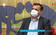 حضور دکتر جهانی در برنامه زنده سیمای استان فارس