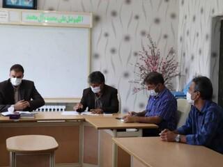 نشست ستاد استانی نظارت بر باشگاههای کرمان