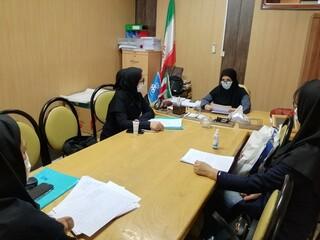 سیزدهمین نشست شورای مرکزی ستاد نظارت بر سلامت اماکن ورزشی استان البرز برگزار شد