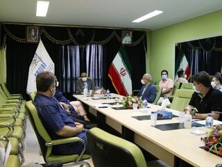 یازدهمین جلسه شورای مدیران فدراسیون پزشکی ورزشی