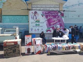 با مشارکت هیات پزشکی استان اردبیل جشن گلریزان پیوند آسمانی برگزار شد