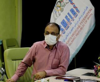 جلسه هماهنگی نرام افزارهای خدمات درمانی و مالی فدراسیون پزشکی ورزشی