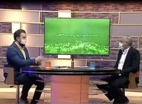 دکتر مسجدی در برنامه چاپ اول شبکه خبر