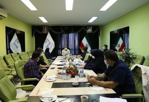 دوازدهمین جلسه شورای مدیران فدراسیون پزشکی ورزشی