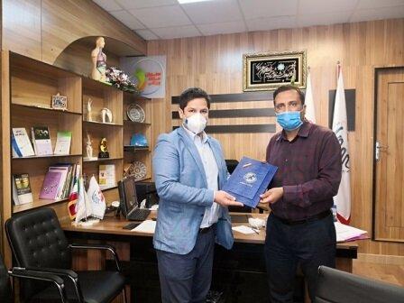 انتصاب مشاور رسانه ای و مسئول روابط عمومی و امور فرهنگی هیات پزشکی ورزشی فارس