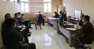 نشست هیات رییسه فدراسیون پزشکی ورزشی