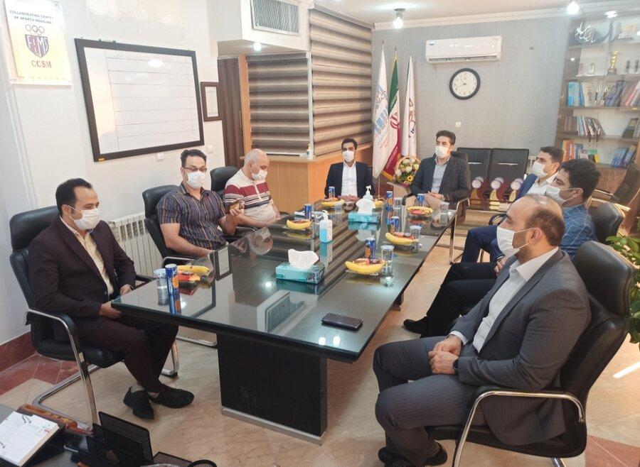 هیات پزشکی ورزشی استان اصفهان از باشگاه های برتر تجلیل کرد