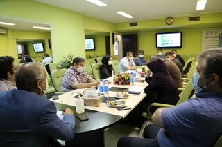 جلسه شورای مدیران