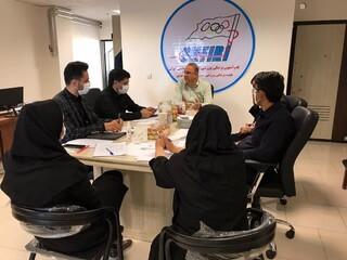 جلسه هیات رئیسه هیات پزشکی ورزشی استان آذربایجان غربی برگزار شد