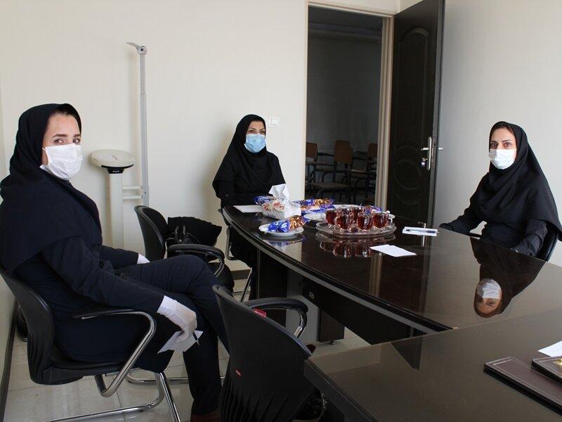 نشست هماهنگی مهرماه اعضای هیأت پزشکی قزوین برگزار شد