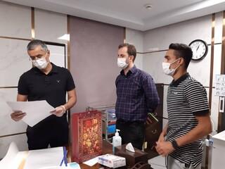 کمیسیون پزشکی برای بررسی آسیب دیدگی ملی پوش المپیکی تکواندو