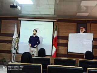گزارش تصویری/برگزاری کارگاه آموزشی مدرسه کمردرد