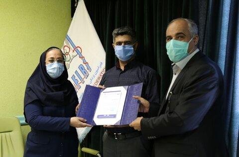 منصور جعفری سرپرست کمیته طرح و برنامه فدراسیون پزشکی ورزشی شد