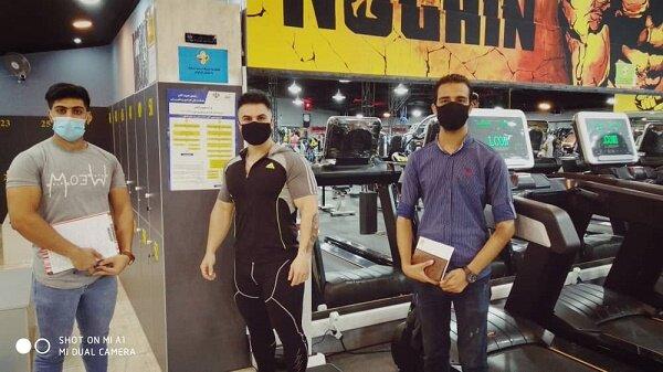 بازدید از اماکن ورزشی شهرستان بندرعباس