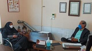 نشست هماهنگی با موضوع رعایت پروتکل بهداشتی باشگاه ها در سطح استان