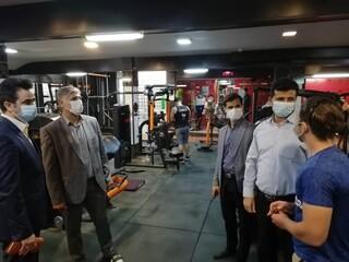 نظارت دقیق بر رعایت پروتکل های بهداشتی در استان خراسان شمالی