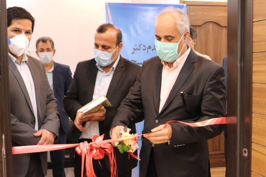 افتتاح نخستین مرکز بازگشت به تمرین فارس