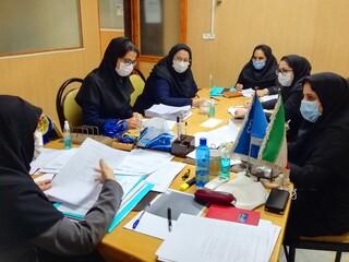 نشست شورای مرکزی ستاد نظارت بر سلامت اماکن ورزشی استان البرز برگزار شد