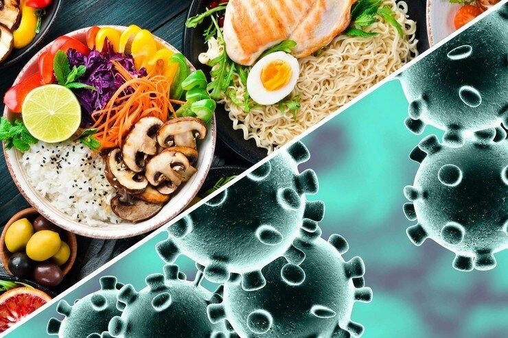 توصیه های تغذیه ای در زمان ابتلا به علایم گوارشی بیماری کرونا
