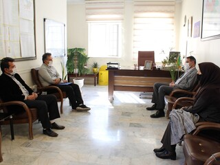تقدیر از رئیس هیأت پزشکی شهرستان تاکستان قزوین