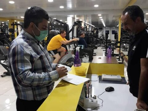 بازرسی از باشگاههای ورزشی استان خوزستان