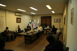 نشست هماهنگی فدراسیون به ریاست دکتر مسجدی برگزار شد
