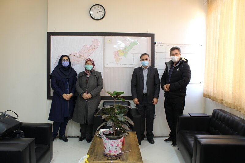 جلسه هماهنگی ساماندهی امور هیأت پزشکی شهرستان البرز/ گزارش تصویری
