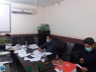 بازدید  مسئولین فدراسیون از هیات پزشکی ورزشی استان خوزستان
