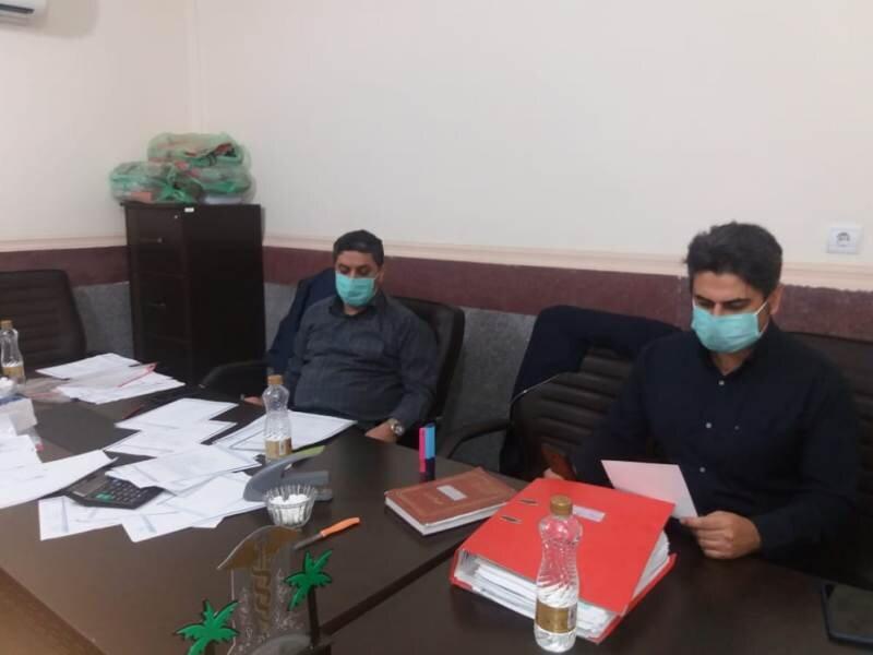 بازدید مسئولان فدراسیون از هیات پزشکی ورزشی استان خوزستان