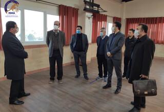 بازدید مدیر عامل سپاهان از آکادمی لوافان و کلینیک هیات پزشکی ورزشی