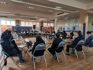 گردهمایی روابط عمومی هیات های ورزشی استان برگزار شد