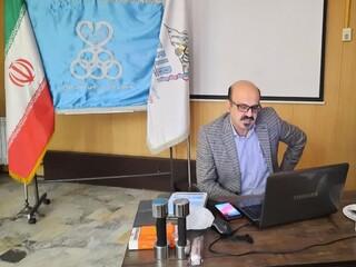وبینار ورزش و کرونا در استان البرز