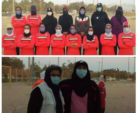 پوشش پزشکی اردوی تیم ملی کبدی