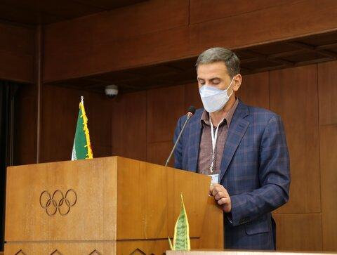 مجمع انتخاباتی فدراسیون پزشکی ورزشی ۱۳۹۹