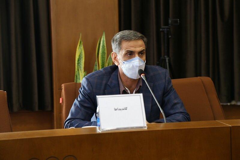 پیام تبریک رئیس هیات پزشکی ورزشی یزد به دکتر غلامرضا نوروزی