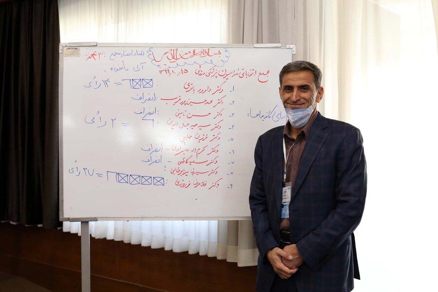 پیام تبریک رییس هیات پزشکی ورزشی زنجان به ریاست جدید فدراسیون پزشکی ورزشی جمهوری اسلامی ایران
