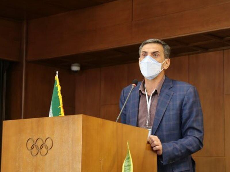 پیام تبریک رئیس هیئت پزشکی ورزشی استان اردبیل به ریاست جدید فدراسیون پزشکی ورزشی
