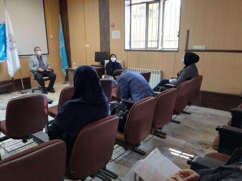 کمیته خدمات درمانی استان البرز
