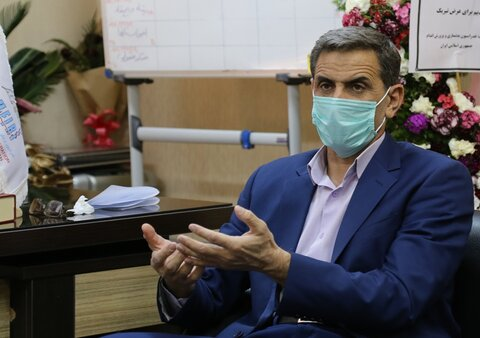 دیدارهای روز چهارشنبه دکتر نوروزی رئیس فدراسیون پزشکی ورزشی
