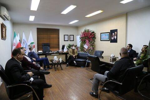 جلسه نصیرزاده با دکتر نوروزی