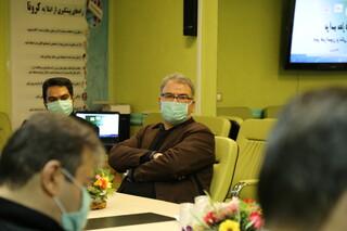 مراسم تودیع و معارفه دبیر فدراسیون پزشکی ورزشی