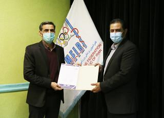 دکتر اردیبهشت سرپرست دبیری فدراسیون پزشکی ورزشی شد