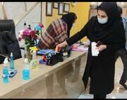 بازدید رئیس هیات پزشکی ورزشی شهرستان گچساران از باشگاه های ورزشی