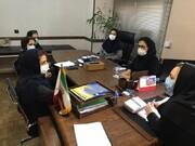 جلسه هم اندیشی کمیته های هیأت پزشکی ورزشی استان تهران