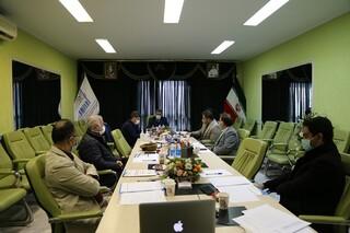 نشست شورای مرکزی خدمات درمانی در فدراسیون پزشکی ورزشی برگزار شد