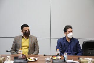 گسترش همکاریهای باشگاه فولاد مبارکه سپاهان و هیات پزشکی ورزشی اصفهان