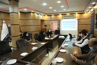 گزارش تصویری جلسه ی کمیته نظارت بر سلامت اماکن و باشگاه های ورزشی استان بوشهر