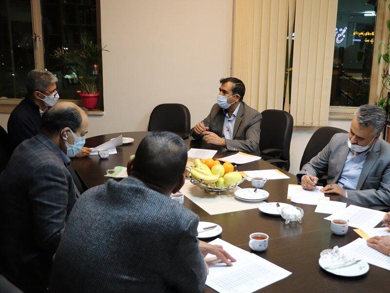 نشست هیأت رئیسه پزشکی ورزشی استان کرمان برگزار شد