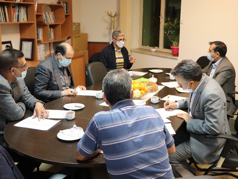 نشست هیأت رئیسه هیأت پزشکی ورزشی استان کرمان